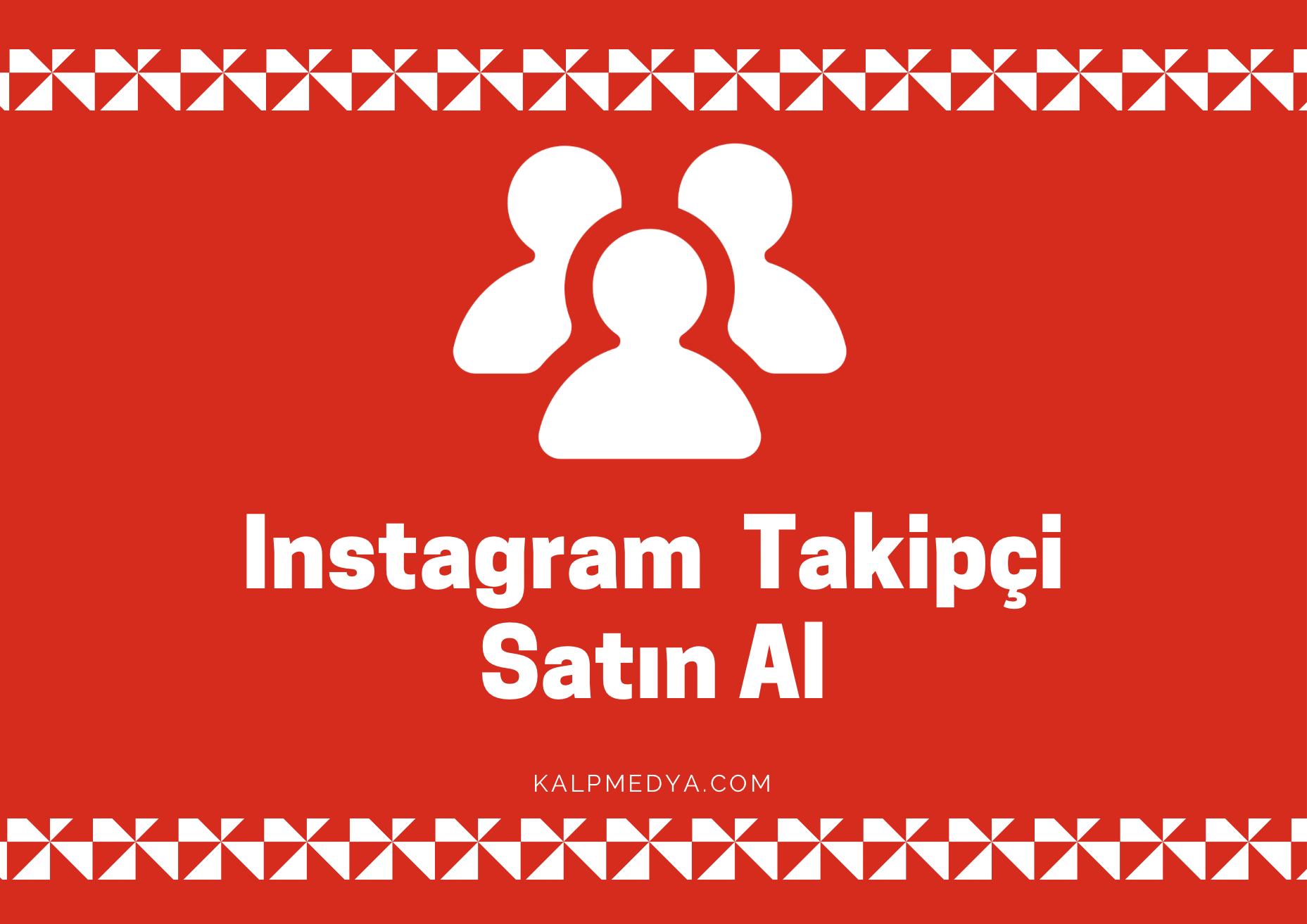 Instagram Takipçi Satın Al Görseli