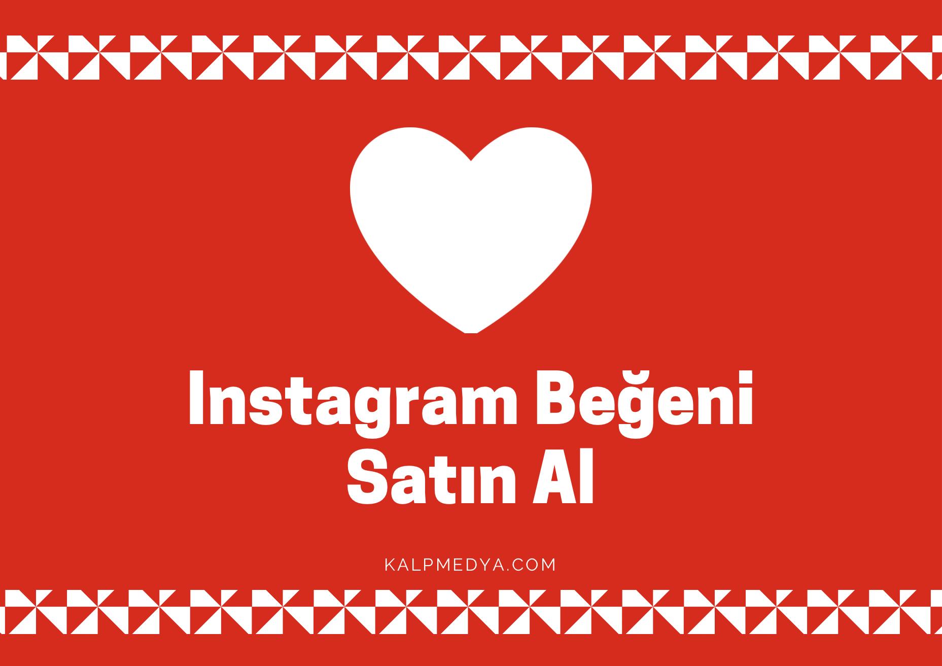 Instagram Beğeni Satın Al Görseli